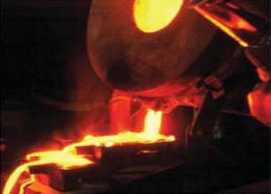Гидроцилиндры в металлургии